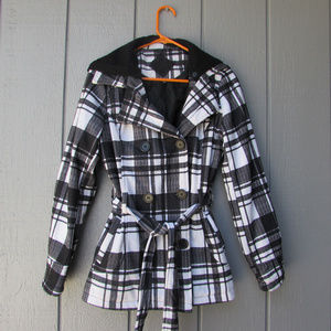 Jou Jou Black Coat for Woman! NICE!